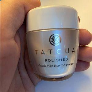 Tatcha polished classic rice enzyme powder